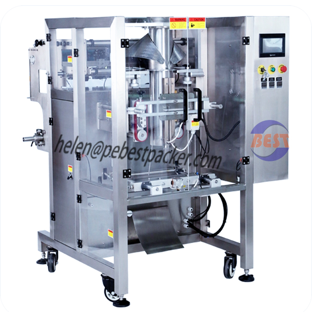 V520.1 Instant Noodle Packing machine Udon, Salad, Lettuce Frozen Food, Meat Ball, IQF Package