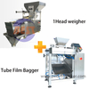 Health care products packing equipment with Multihead balance