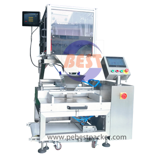 Tablets And Other Discrete Products Packing system With Camera Counter