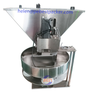 Volumetric Cup Filling Dosing Packing Machine Lentils Bulgar Legumes Bagging Machine