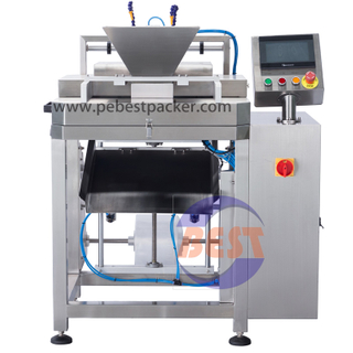 High speed Multiple Lanes Tubing film packing machine
