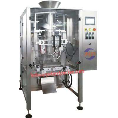 V620.2 High Efficiency Sugar, Rice Packing Machine For Granular And Powdery Products