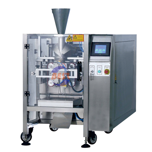 Twin Type Packing machine for Cornflakes, Gummy Candy, Extruding Snacks Etc